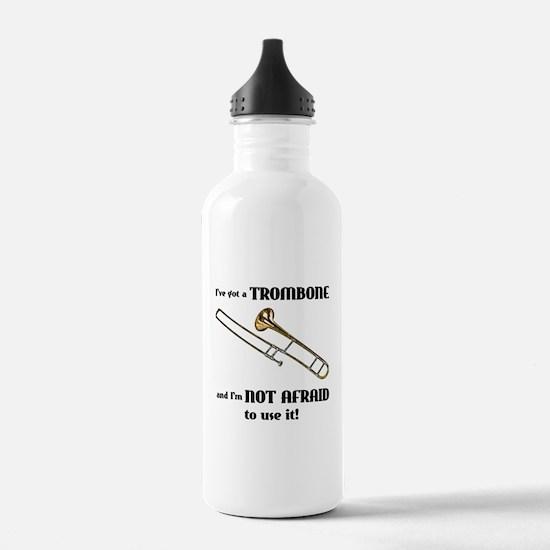 I've Got A Trombone Water Bottle