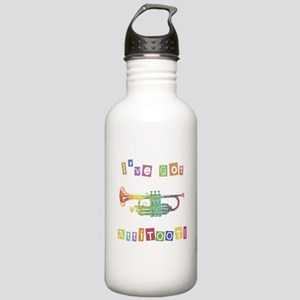 Trumpet Attitude Stainless Water Bottle 1.0L