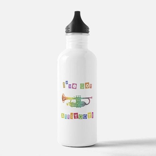 Trumpet Attitude Water Bottle