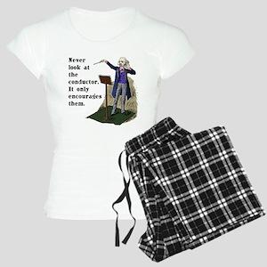 Conductor Women's Light Pajamas