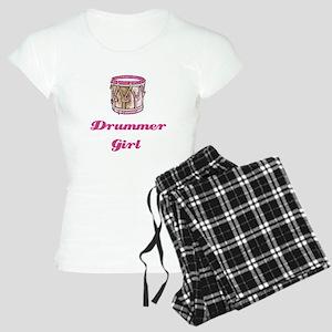 Drummer Girl Women's Light Pajamas