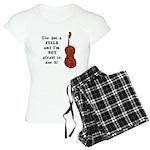 I've Got a Cello Women's Light Pajamas