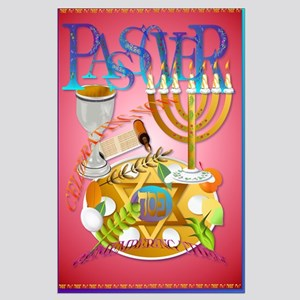 Passover Seder Large Poster