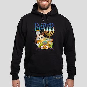 Passover Seder Hoodie (dark)
