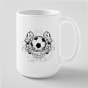 Soccer Mom Large Mug