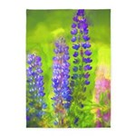 Lupines 5'x7'Area Rug