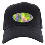 Lupines Black Cap with Patch