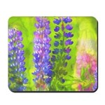 Lupines Mousepad