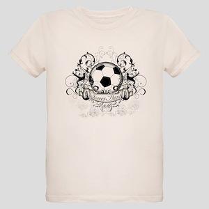 Soccer Aunt Organic Kids T-Shirt