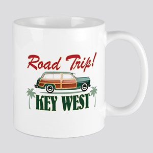 Road Trip! - Key West Mug