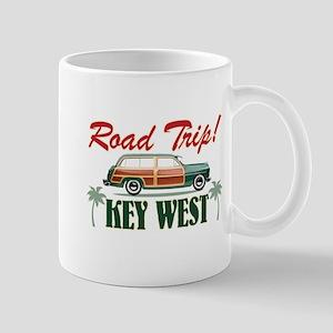 Road Trip! - Key West Mug
