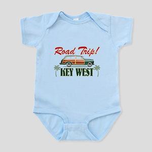 Road Trip! - Key West Infant Bodysuit