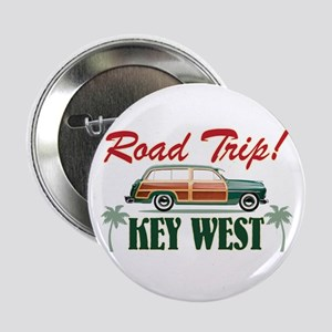 "Road Trip! - Key West 2.25"" Button"