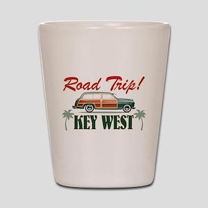 Road Trip - Key West Shot Glass
