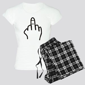 Give the finger Women's Light Pajamas