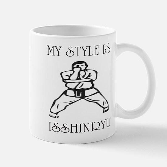Cute Isshinryu karate Mug