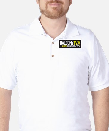BalconyTV Austin Golf Shirt
