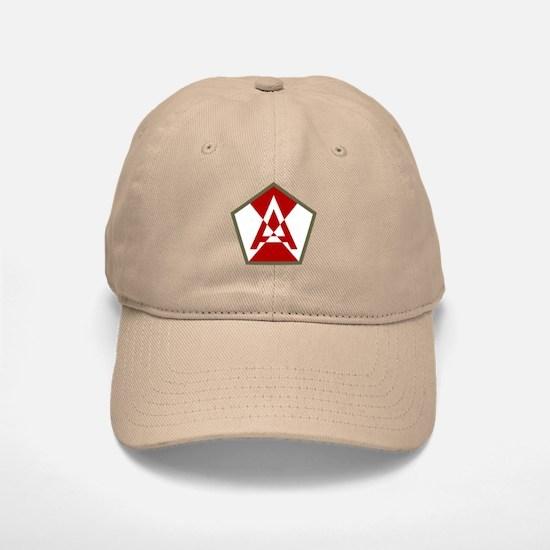 15th Army Baseball Baseball Cap