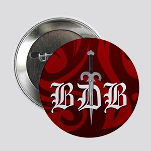"Bdb Red 2.25"" Button"