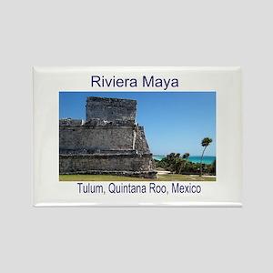 Riviera Maya, Tulum, QR, MX R Rectangle Magnet