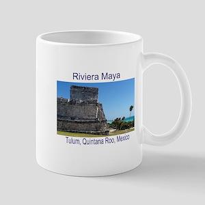 Riviera Maya, Tulum, QR, MX R Mug