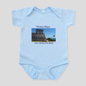 Riviera Maya, Tulum, QR, MX R Infant Bodysuit