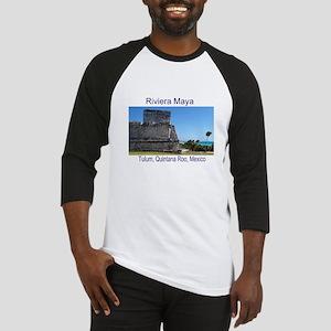 Riviera Maya, Tulum, QR, MX R Baseball Jersey