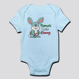 Nonna's Little Bunny Infant Bodysuit