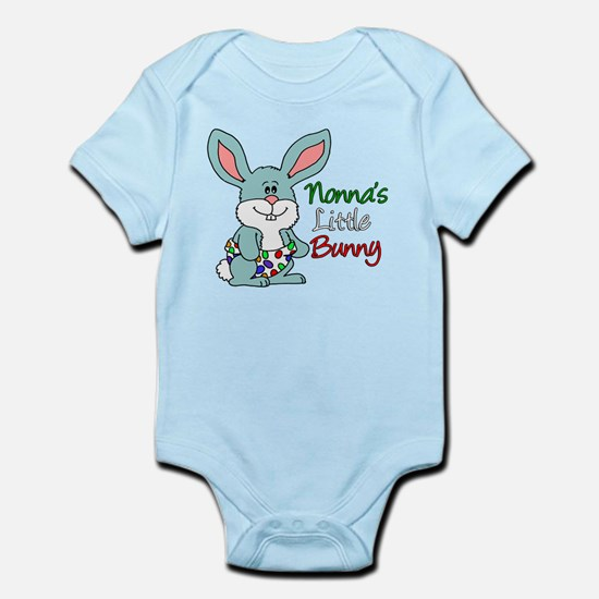 Nonna's Little Bunny Infant Bodysuit