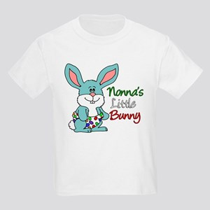 Nonna's Little Bunny Kids Light T-Shirt