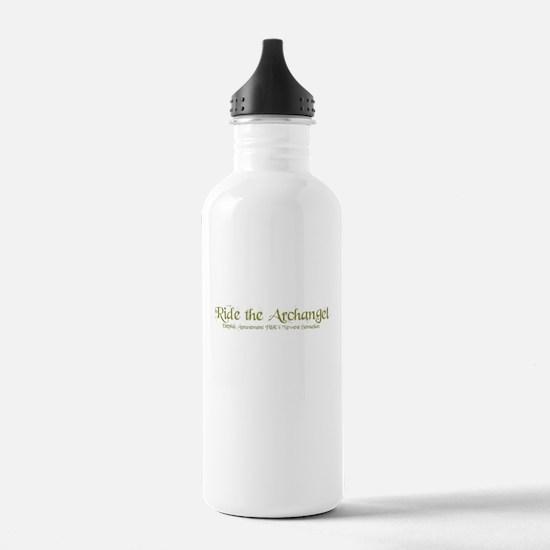 RIDE THE ARCHANGEL ( HushHush Water Bottle