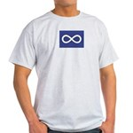 Metis Ash Grey T-Shirt