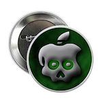 "Greenpois0n 2.25"" Button"