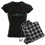Greenpois0n Women's Dark Pajamas
