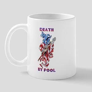 Death by Pool Mug