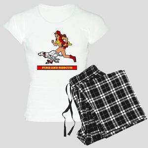 FIREFIGHTER Women's Light Pajamas