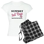 BreastCancerSecBase Women's Light Pajamas