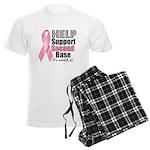 Help Support 2nd Base Men's Light Pajamas
