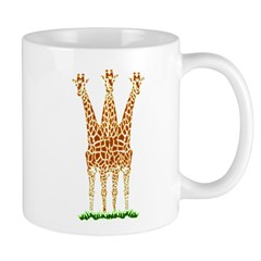 3 HEADED GIRAFFE Mug