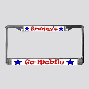 Granny's License Plate Frame