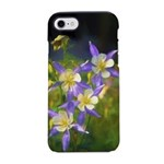 Colorado Blue Columbines iPhone 7 Tough Case