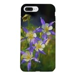Colorado Blue Columbines iPhone 7 Plus Tough Case