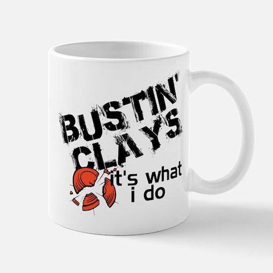 Bustin Clays Mugs