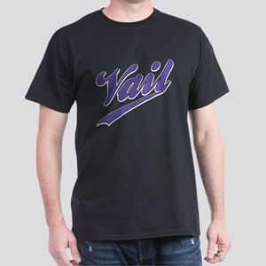 Vail Baseball Dark T-Shirt