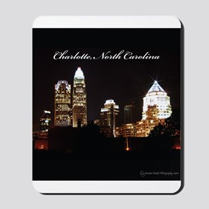 Charlotte, North Carolina Mousepad
