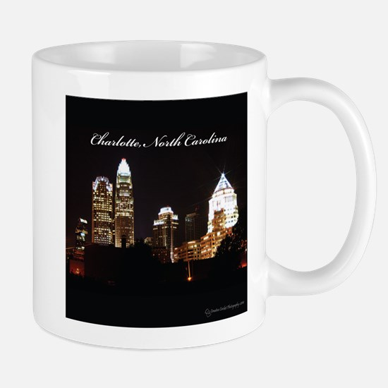 Charlotte, North Carolina Mug