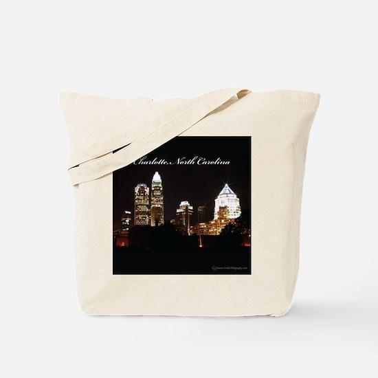 Charlotte, North Carolina Tote Bag