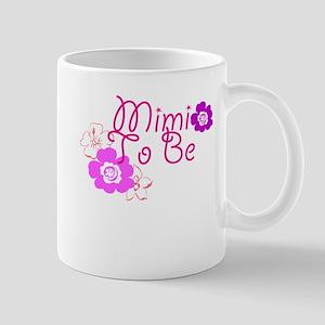 Mimi To Be Flowers Mug