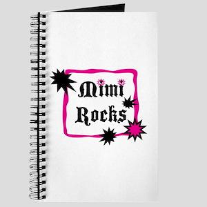 Mimi Rocks Journal