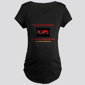 OUTRAGE Maternity Dark T-Shirt